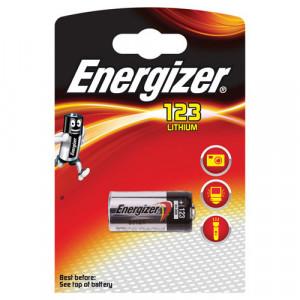 1 batteria 123 energizer 3v