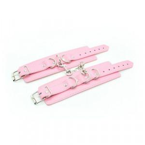 Polsiere Cuffs Belt pink 2