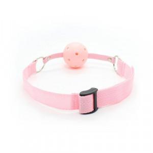 Morso breath hole ball pink - 2